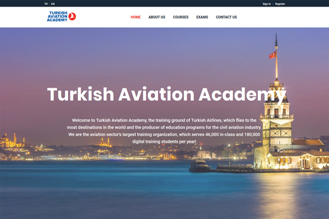 Turkish Aviation Academy